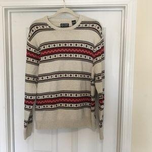 Chaps Size XXL Sweater GUC